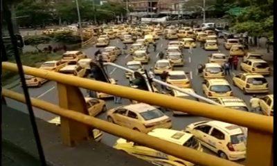 taxistas-paro