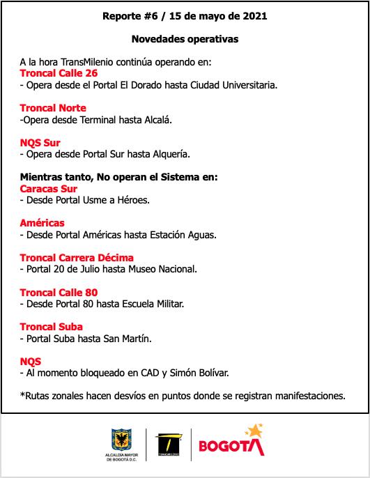Transmilenio-Bogotá