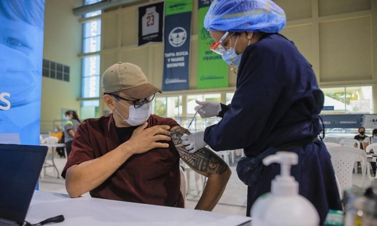 vacunacion covid vacuna