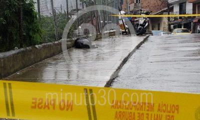 [Video] Otro muerto en Belén. Encontraron el cuerpo dentro de unas bolsas