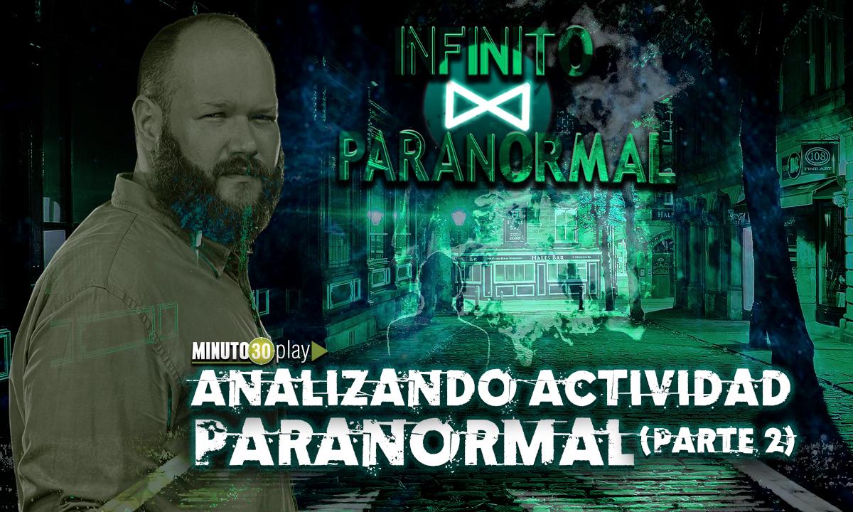infinito paranormal