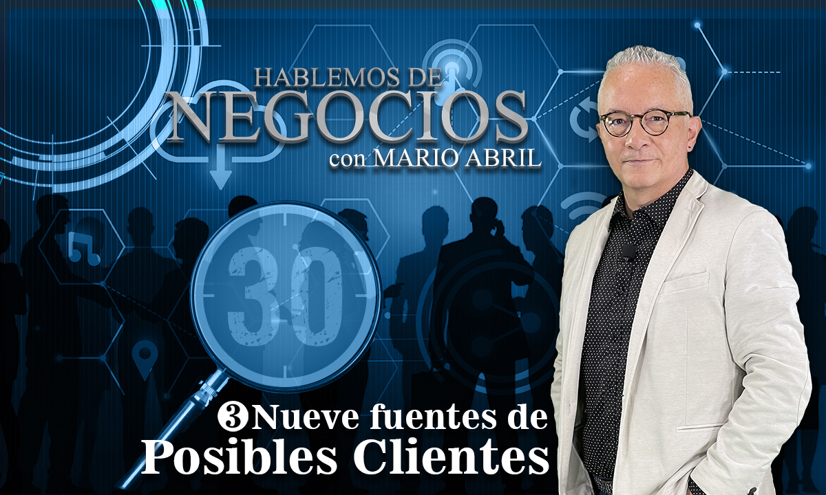 3 Nueve fuentes de posibles clientes 1200 x 720