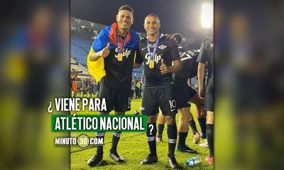 Alexander Mejia habria rescindido contrato con Libertad