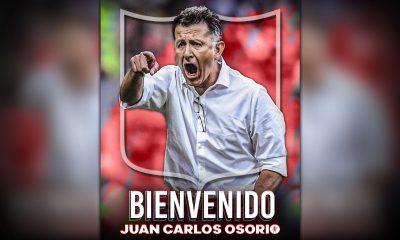 America de Cali confirmo la contratacion de Juan Carlos Osorio