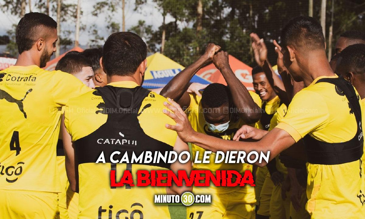 Asi avanza la pretemporada de Independiente Medellin