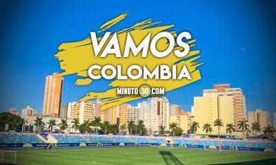 Asi luce el estadio en el que jugara la Seleccion Colombia previo al partido