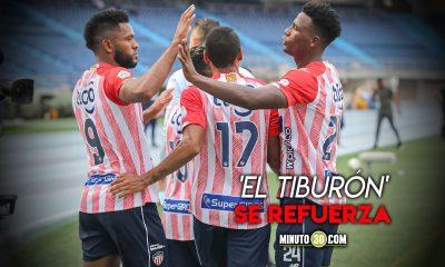Atletico Junior empezo mover el mercador anuncio segunda contratacion del dia