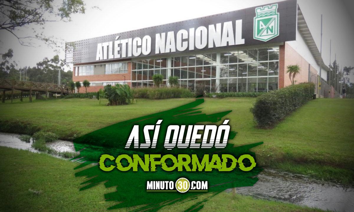 Atletico Nacional confirmo su nuevo cuerpo tecnico