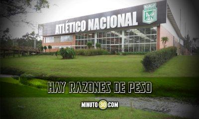 Atletico Nacional podria quedarse sin contrataciones de cara al segundo semestre