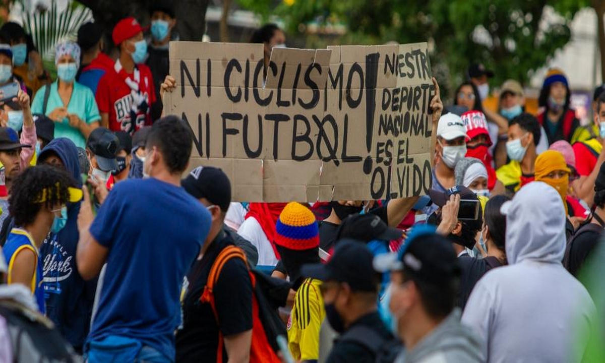 Barranquilla-protesta-partido-Colombia-Argentina