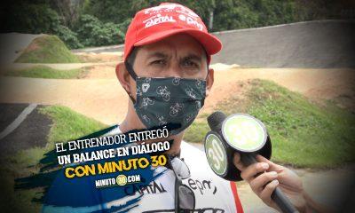 Bicicrosistas colombianos regresaron de California cargados de medallas