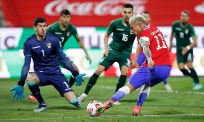 Bolivia vs Chile 1
