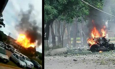 "Fue un ""cobarde acto terrorista"": MinInterior sobre carro bomba en Cúcuta"