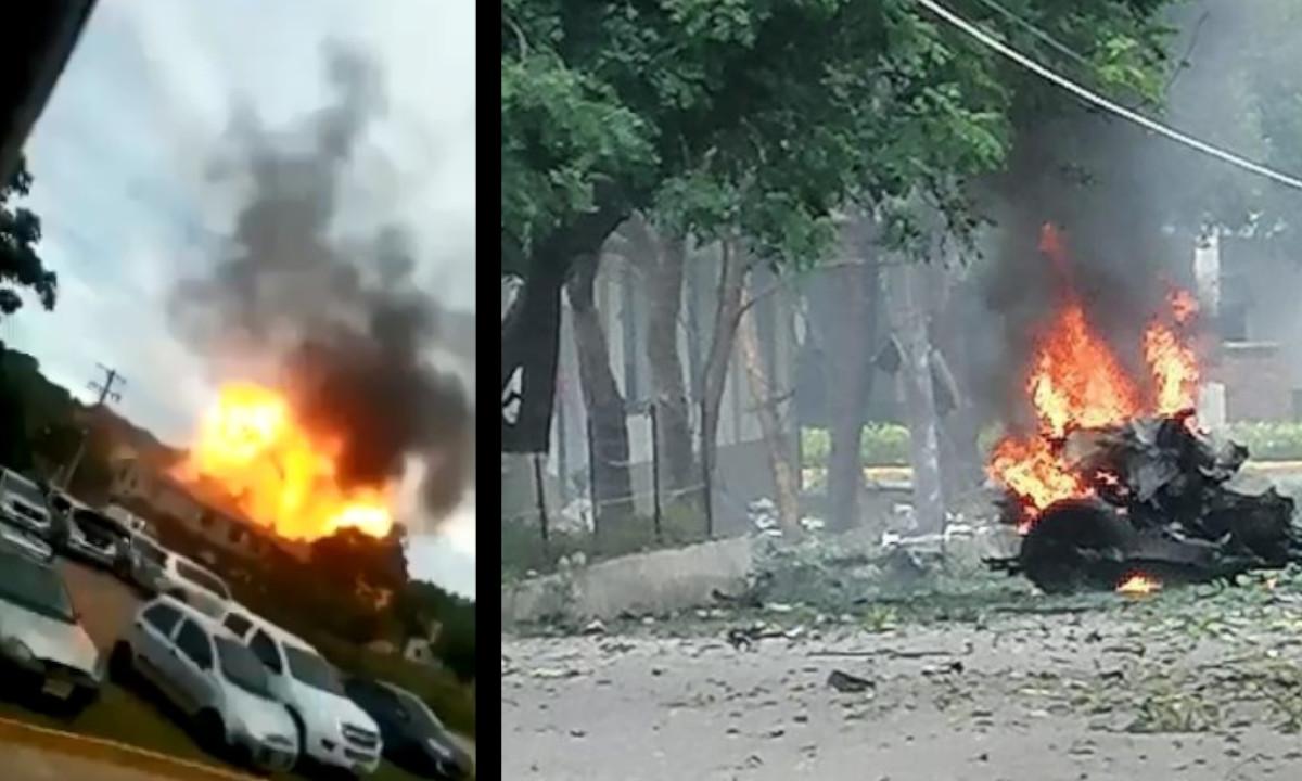 """atentado, Fue un """"cobarde acto terrorista"""": MinInterior sobre carro bomba en Cúcuta"""
