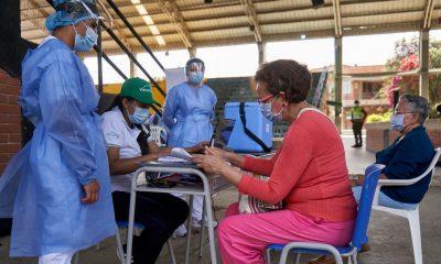 En Bucaramanga también se quedaron si vacunas de Pfizer