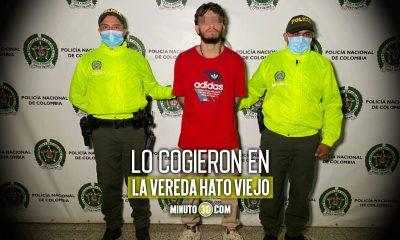 """En Bello capturaron a alias """"Cabezón"""" supuesto coordinador de zona de """"Los Chatas"""""""