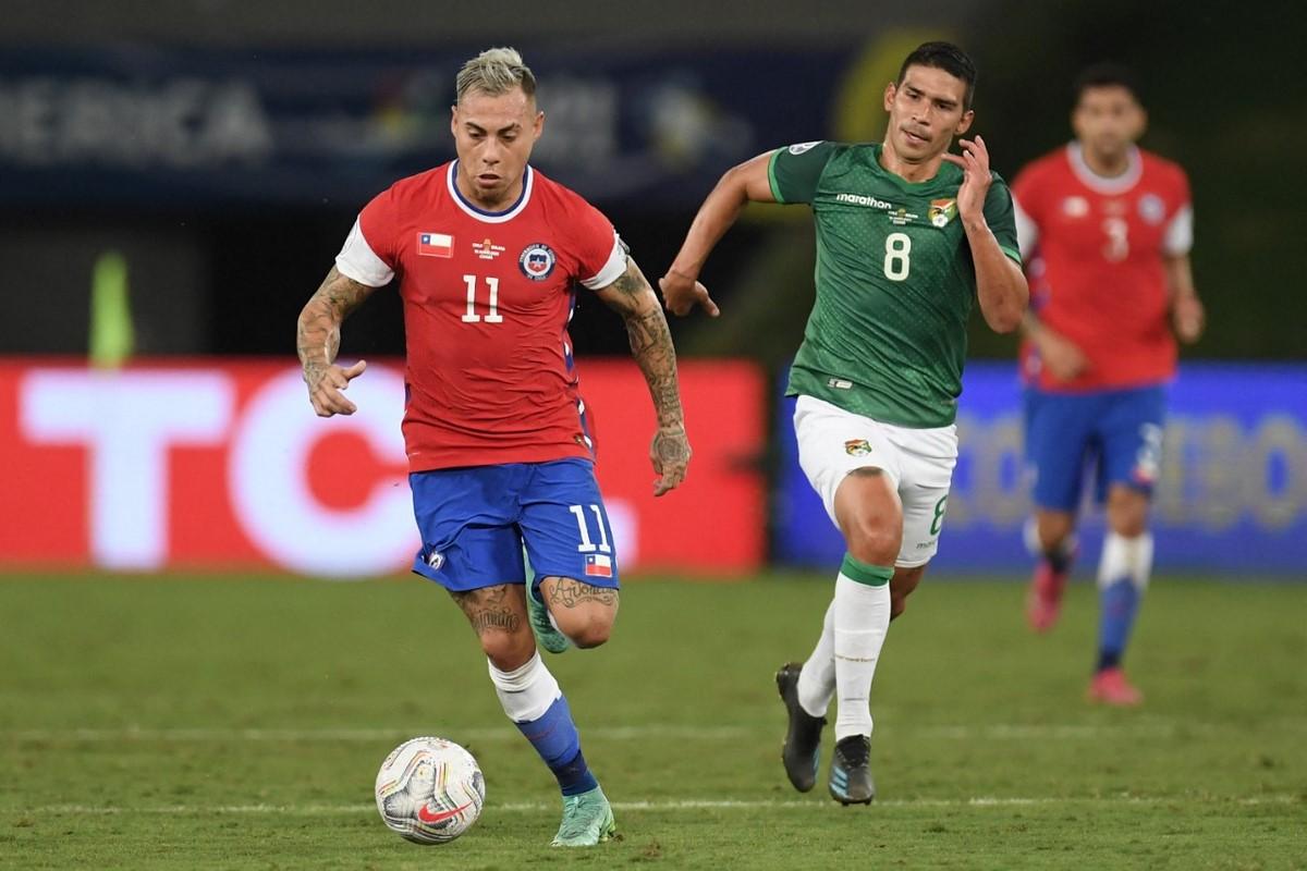 Chile vs Bolivia 1