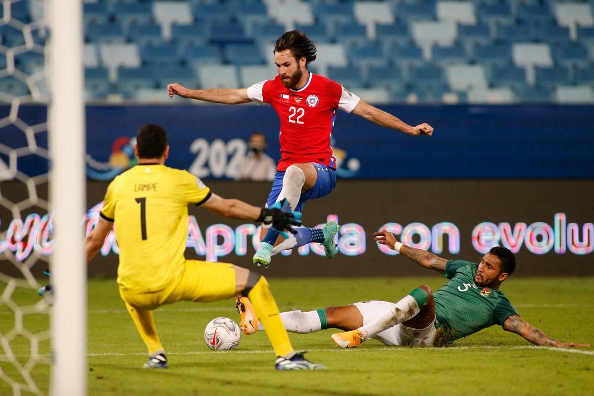 Chile vs Bolivia 5