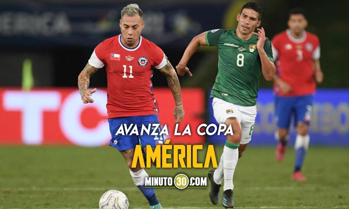 Chile vs Bolivia