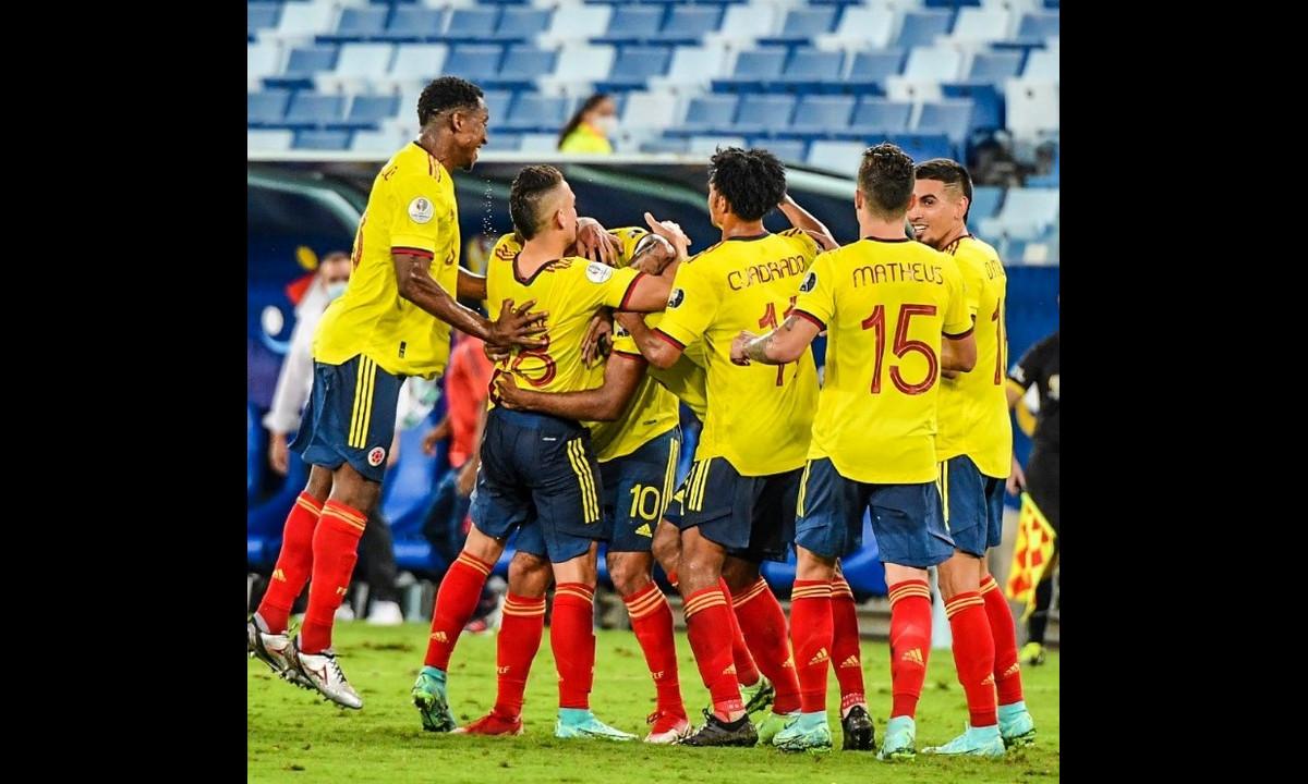 ¿Cuándo vuelve a Jugar la Selección Colombia?