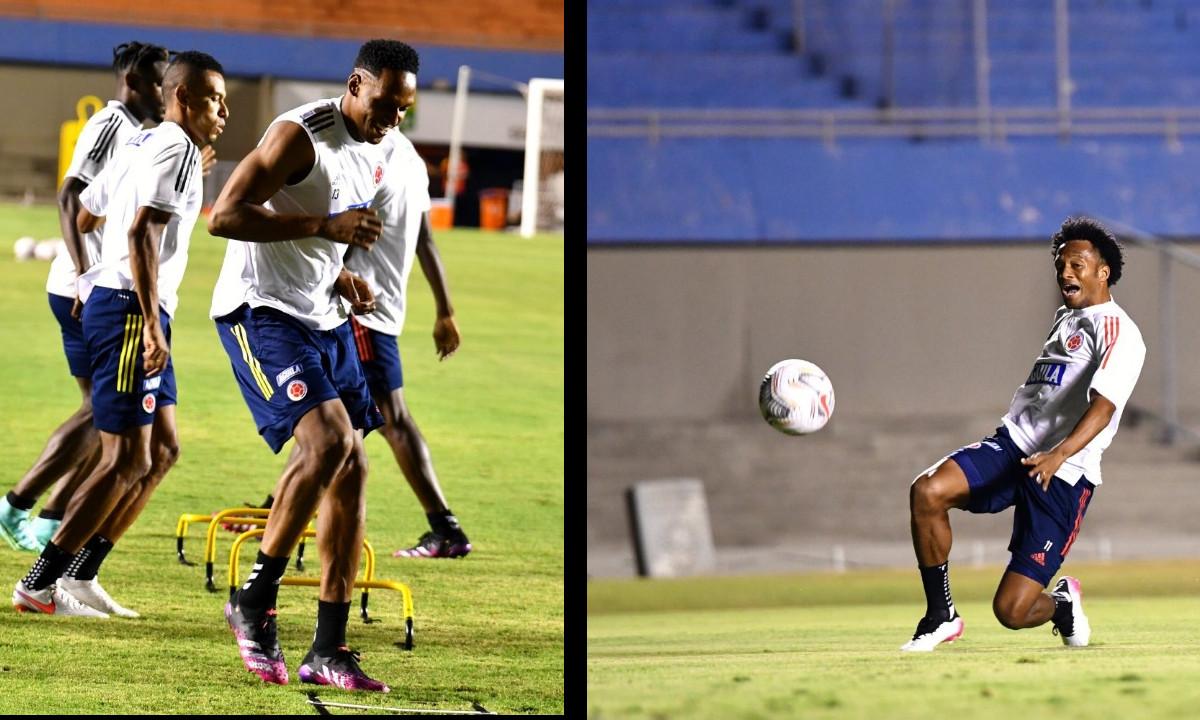 Estos son los 11 jugadores de la 'tricolor' que iniciarán en el partido ante Perú