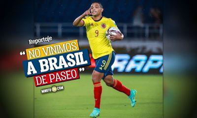 Colombia tiene el deseo de disputar titulo de Copa America subrayo Muriel
