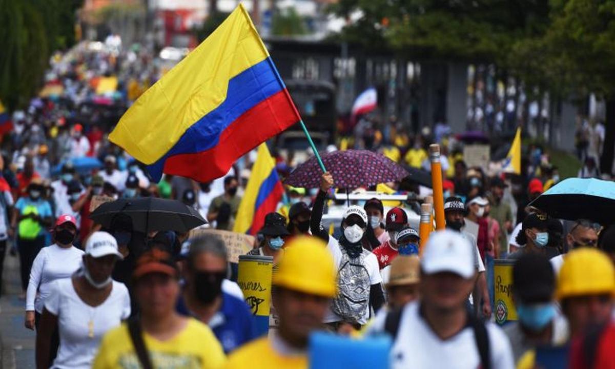 Comité de Paro-toma de Bogotá-9 junio
