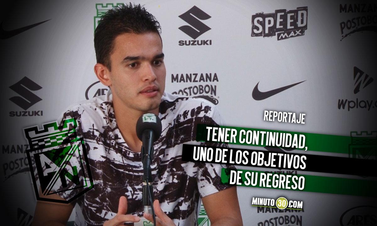 Como esta Aguilar en lo fisico y en lo futbolistico el defensa respondio interrogante de Minuto 30