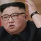 Corea del Norte-ropa-ceñida