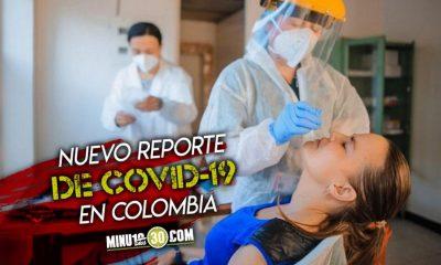 Minsalud reportó hoy 24.376 nuevos contagiados de Covid en Colombia