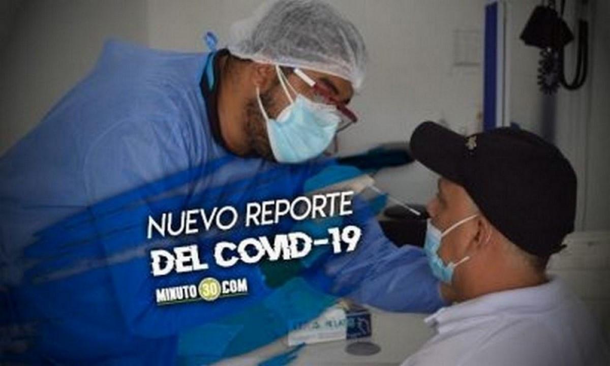 Repunte de Covid en Colombia, hoy confirmaron 32.733 nuevos contagiados