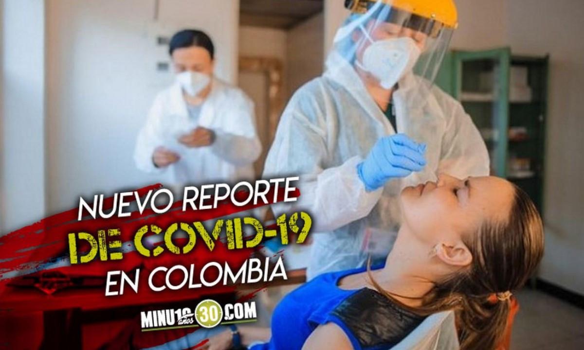 ¡Cuídese! Nuevos contagios de Covid en Colombia superaron hoy los 25 mil
