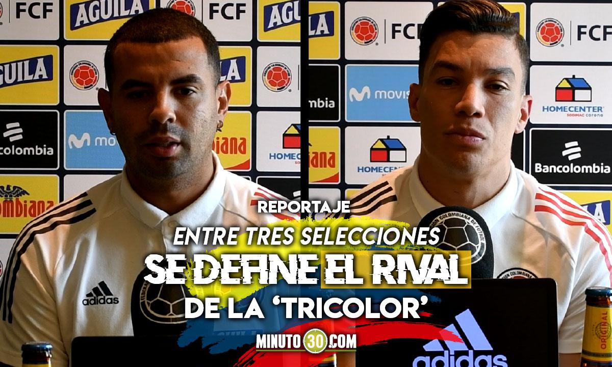 Cual rival prefiere Colombia para enfrentar en cuartos Cardona y Uribe respondieron