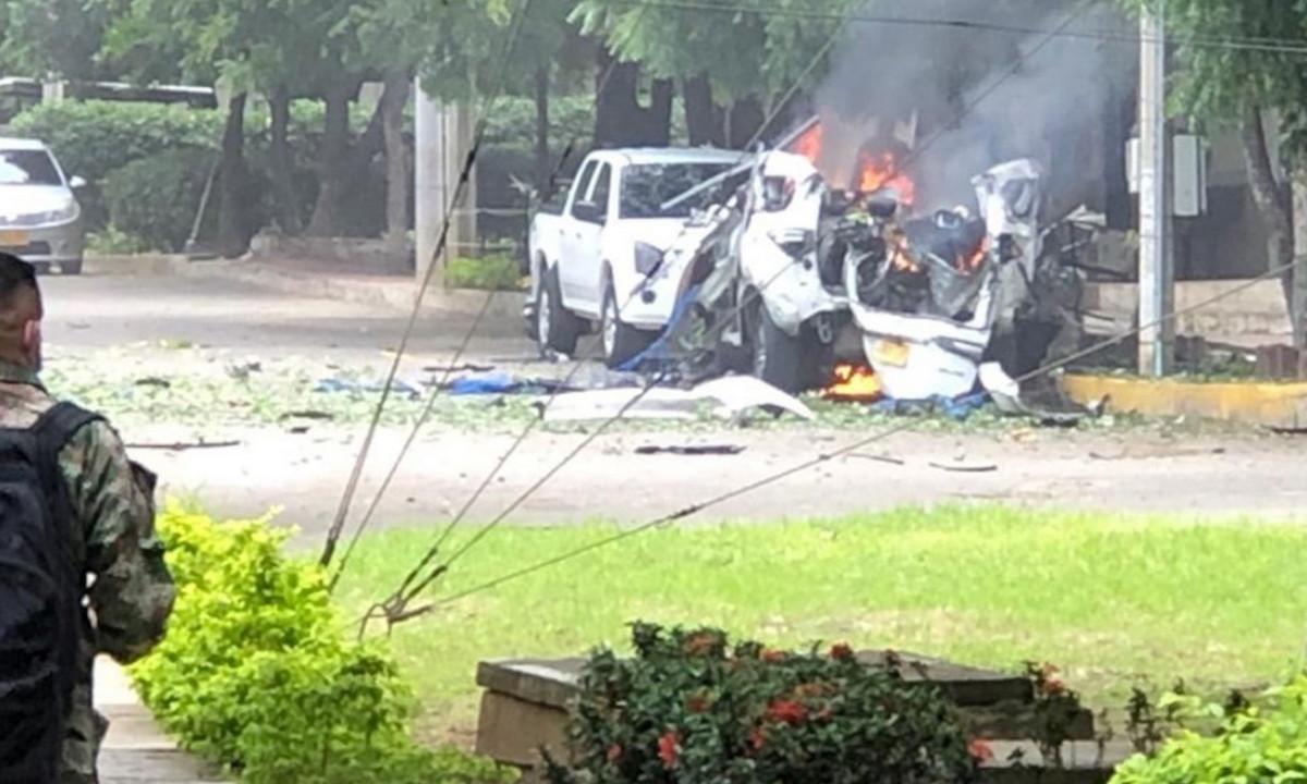 [Video] Se conocen detalles de la explosión en la brigada del Ejército en Cúcuta