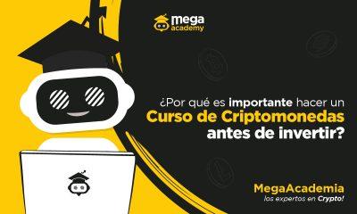MegaAcademia, curso de criptomonedas