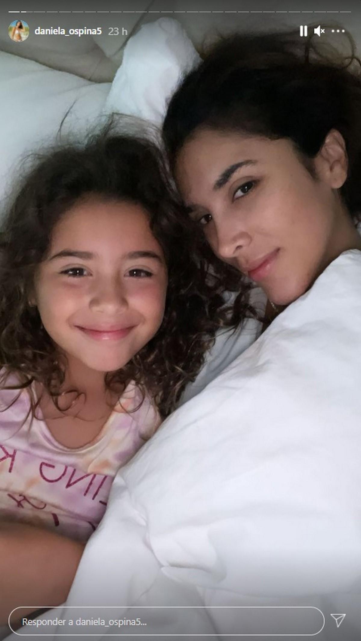 Daniela ospina hija