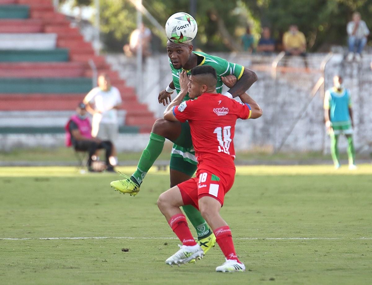Deportes Quindio derroto a Cortulua 7