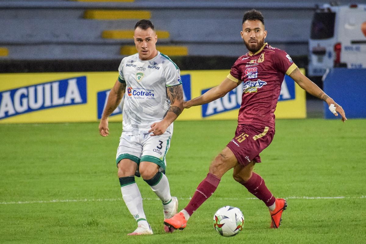 Deportes Tolima vs La Equidad semifinales de la Liga 1