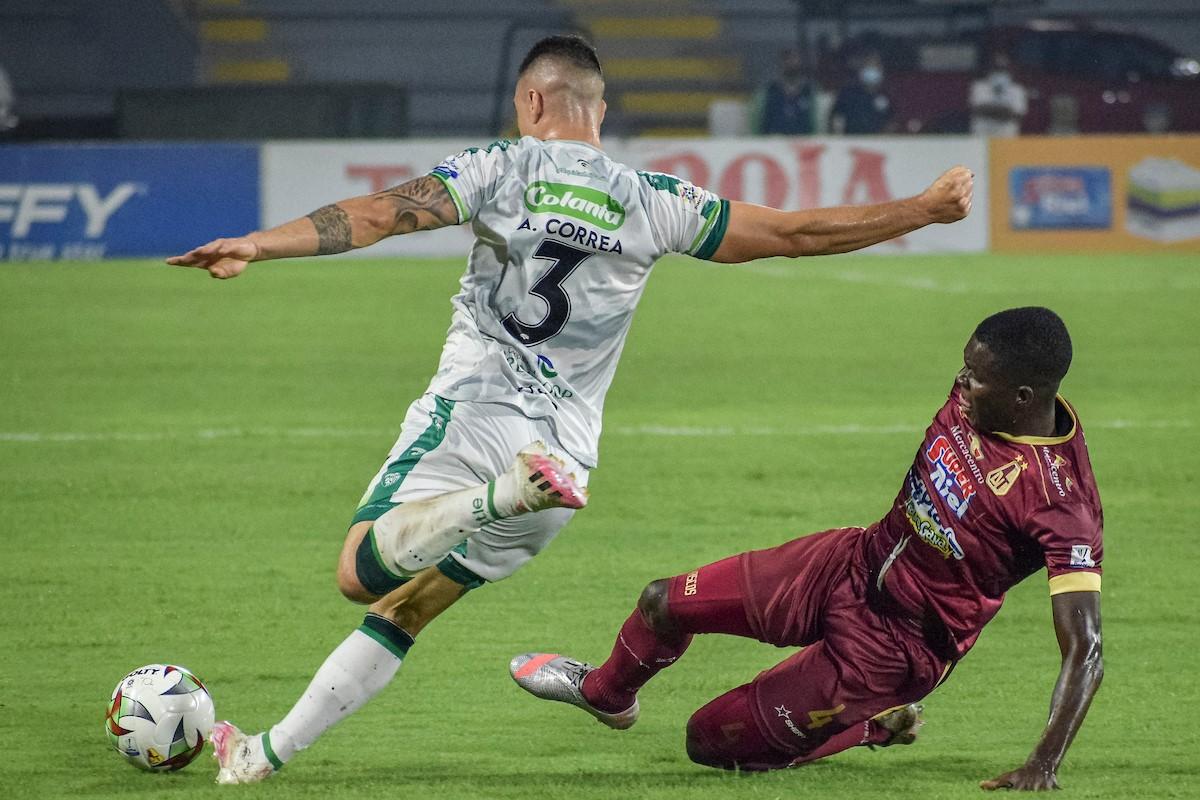 Deportes Tolima vs La Equidad semifinales de la Liga 3