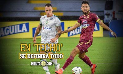 Deportes Tolima y La Equidad dividieron honores