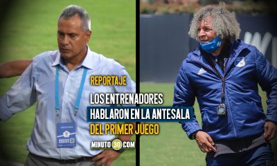 Deportes Tolima y Millonarios a tomar ventaja en la final