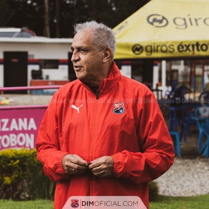 Diego Barragan en Independiente Medellin 1