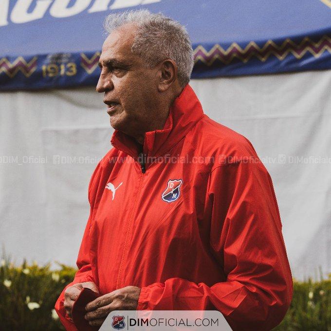 Diego Barragan en Independiente Medellin 3