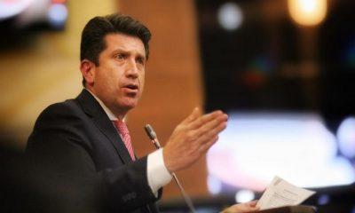 Diego Molano-cámara-moción de censura