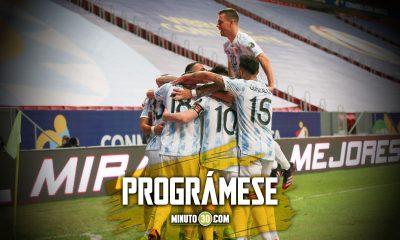 Dos llamativos partidos en la agenda de este lunes en la Copa America