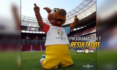 Dos partidos en la programacion para hoy en la Copa America