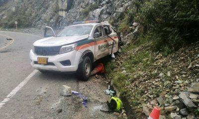 Patrulla fue atacada en Santa Fe de Antioquia