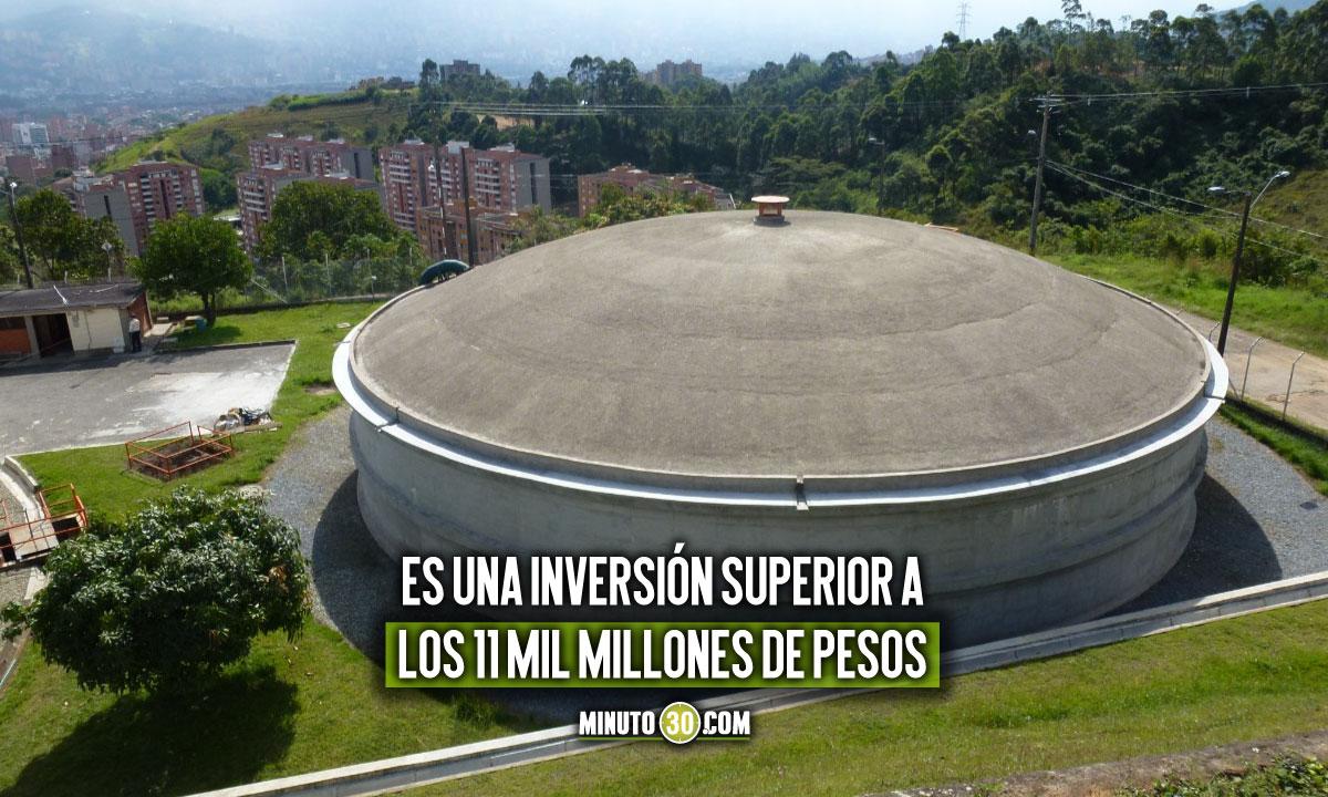 EPM inició la modernización de redes de acueducto en Medellín, Itagüí y envigado
