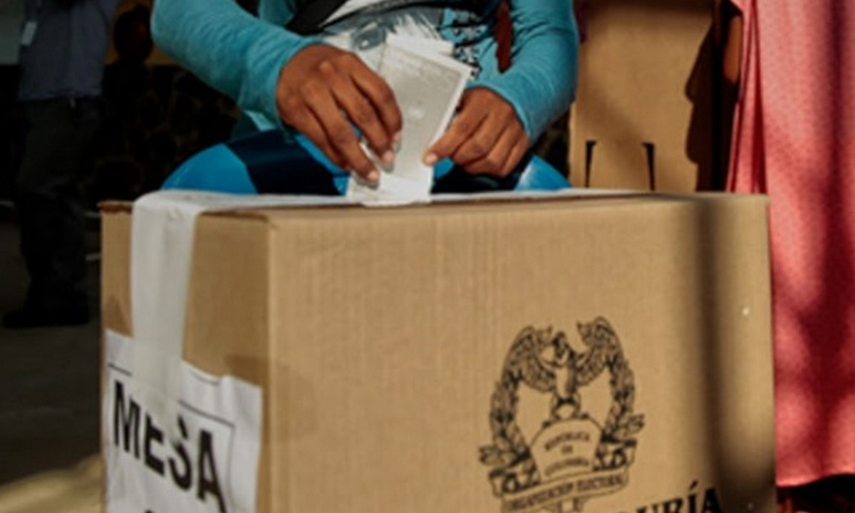 Preparan las elecciones atípicas que se realizaran mañana en Caucasia