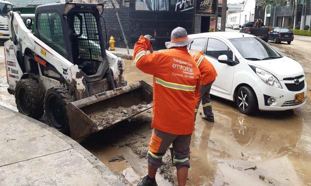 Emvarias-remoción-escombros-Medellín